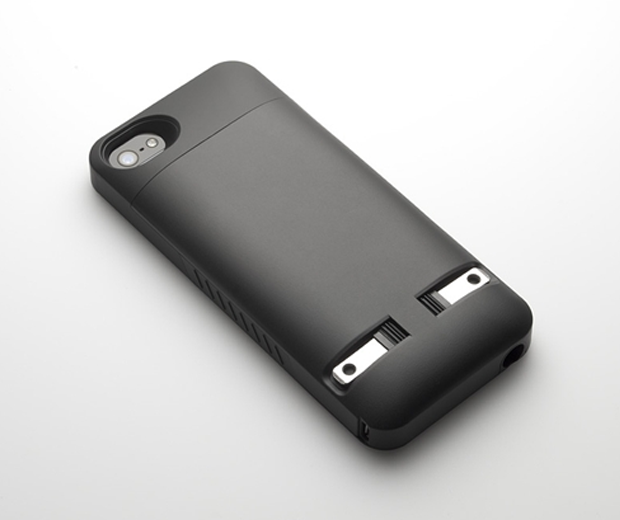PocketPlug Case and Charger for iPhone 5