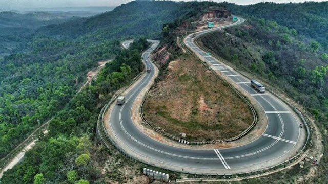 Shillong by Pass Highway