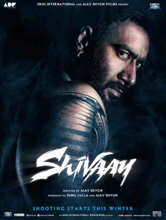 Shivaay 2016 Hindi 720p HDTV 1.1GB