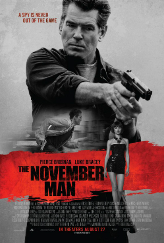 The November Man [2014] [DVDR] [NTSC] [Latino]