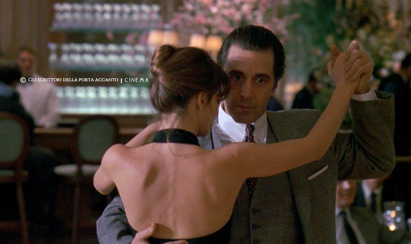 """Il monologo di Al Pacino da """"Scent of a Woman"""" di Brest"""