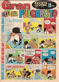Don Polillo, Gran Pulgarcito nº 2