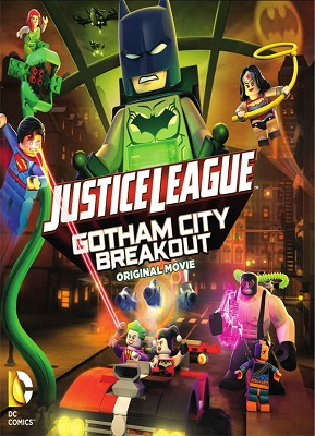 Lego DC Comics Superheroes: Justice League – Gotham City Breakout BRRip tainies online oipeirates