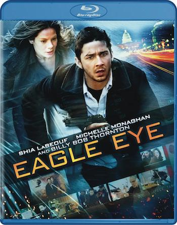 Eagle Eye 2008 Dual Audio Hindi 720p BluRay 1GB