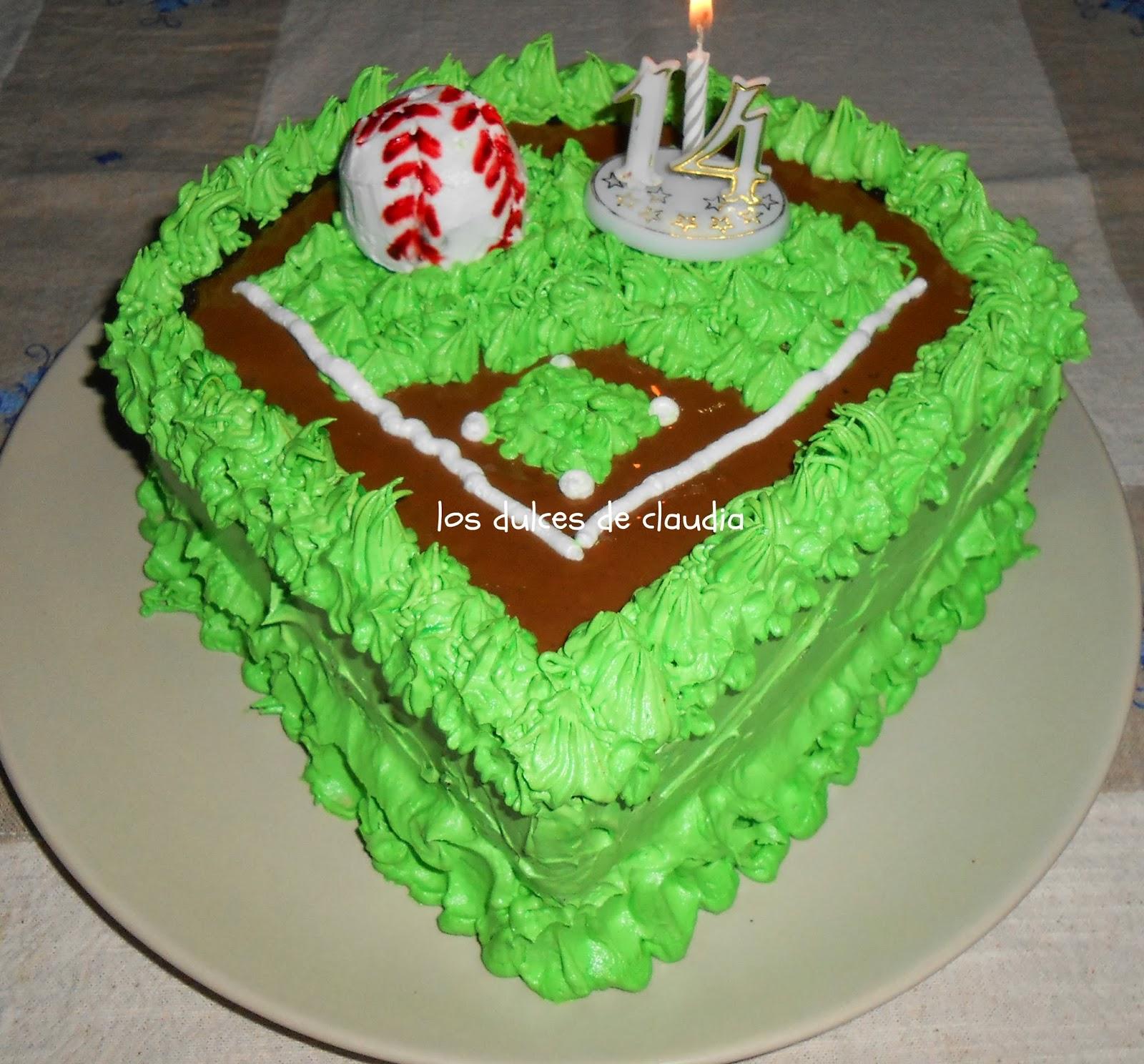 torta beisbol