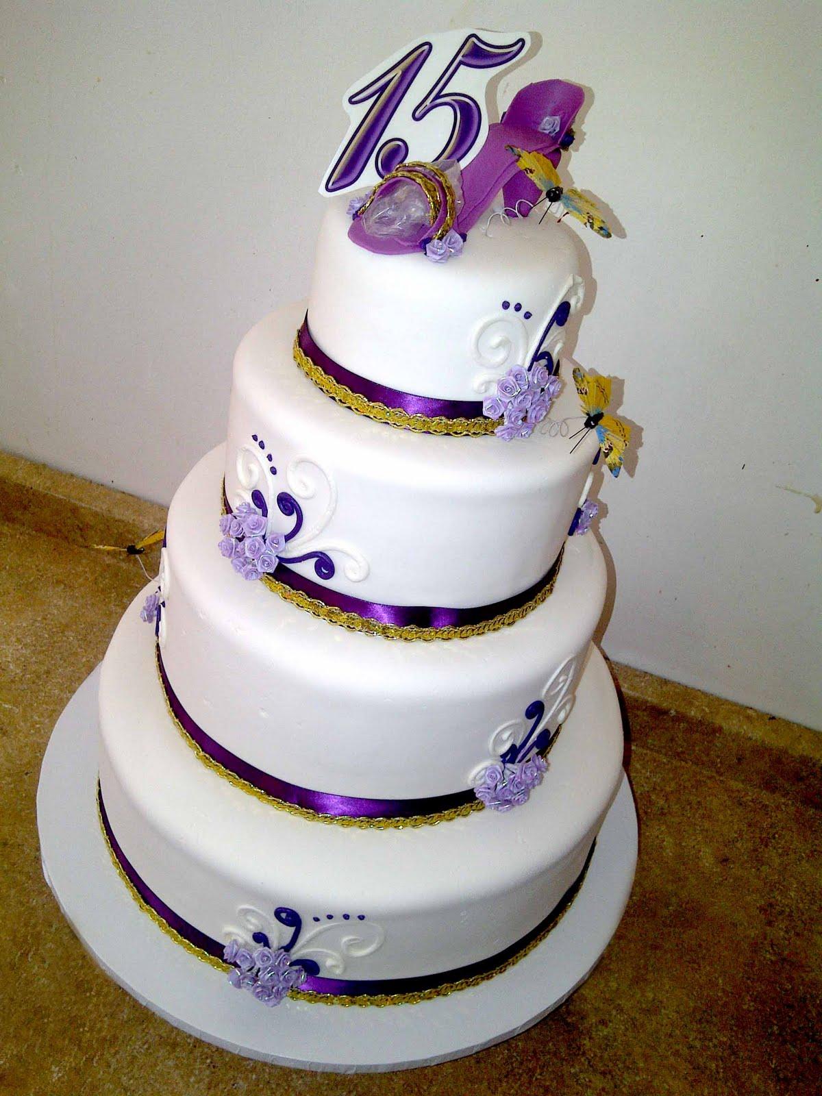 Hector S Custom Cakes Quinceanera Cake