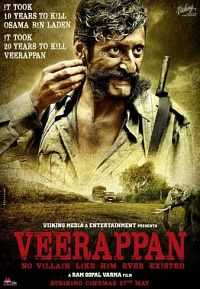 Veerappan (2016) 300mb Download HDRip 480p
