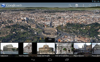 Google Earth APK Latest 2016 Version Free Download For Android And Tablets