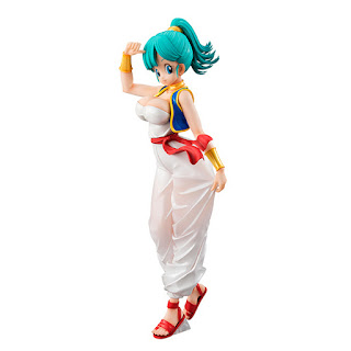 Dragon Ball GALS Bulma Arabian ver. - Megahouse