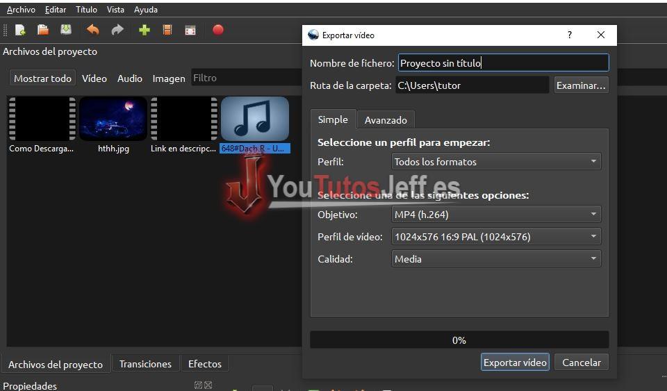 el mejor editor de video gratis