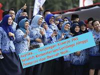 Asyiiikkk... Tunjangan Kinerja PNS Kementerian/Lembaga Hingga Provinsi dan Daerah Naik
