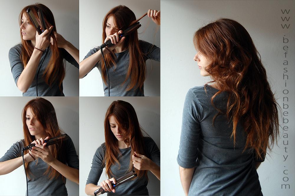 ¿Cómo hacer ondas con planchas de forma fácil? Tutoriales de peinados rápidos y sencillos.