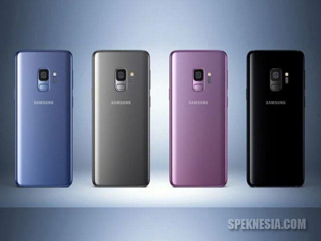 Spesifikasi Harga Hp Samsung Galaxy S9 - Speknesia