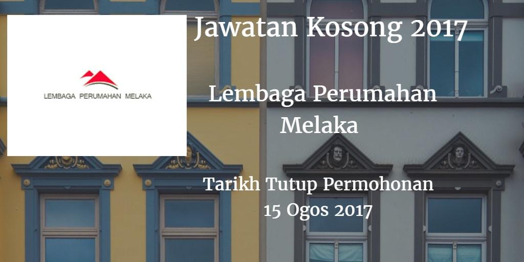 Jawatan Kosong LPNM 15 Ogos 2017