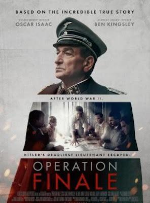 Operation Finale [2018] Final [NTSC/DVDR] Ingles, Español Latino
