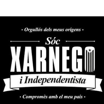 Xarnego, charnego, independentista, país, Catalunya