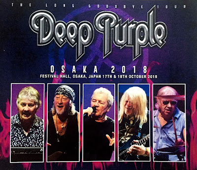 Deep Purple - 2018-10-17 - Osaka (Shades) - Guitars101 - Guitar Forums