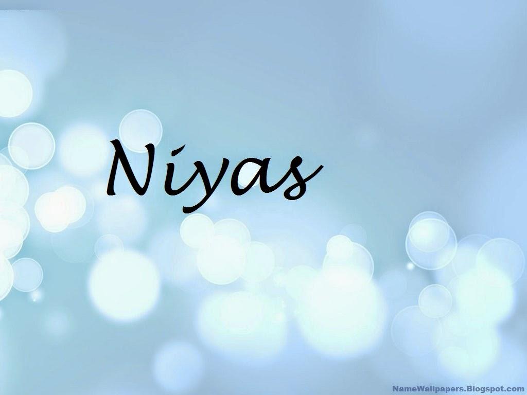niyas name