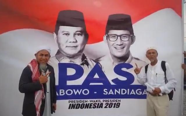 Deklarasi 2019 Prabowo Sandi di Hamamatsu Jepang