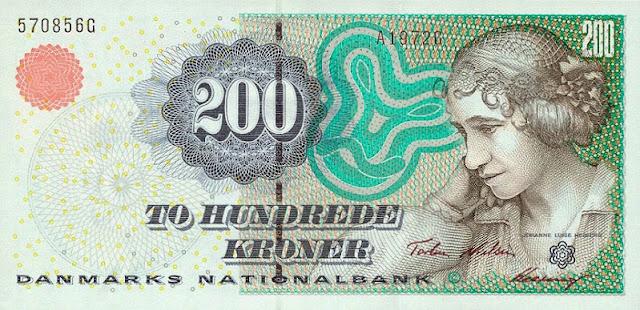 Dinamarca pretende eliminar dinheiro físico por eletrônico!