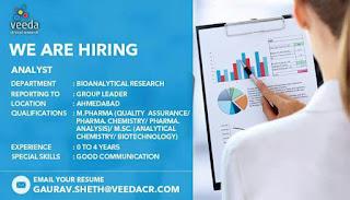 Veeda hiring