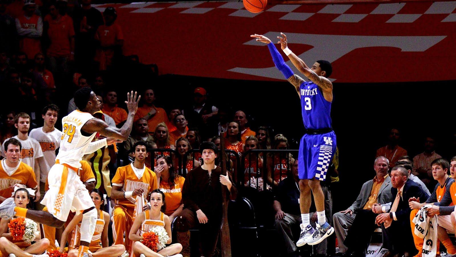 Kentucky Basketball Ranking The Top Five Wildcats Players: Kentucky Wildcats Men's Basketball