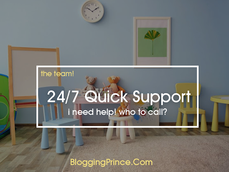 quick domain support