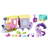 My Little Pony Explore Equestria Friendship Express Train