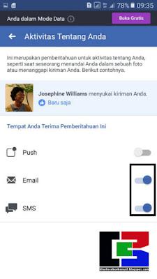kepada sobat setiap kali ada aktifitas wacana  Cara Menghentikan Notifikasi Dari Aplikasi Facebook di Hp Android dg Mudah