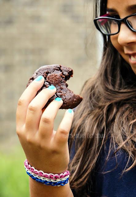 recipe for fudge cookies