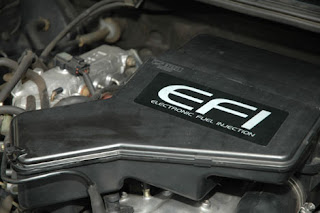 Efi ( Electrical Fuel Injeksi )