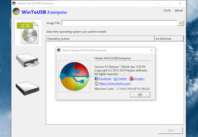 wintousb enterprise key multilingual portable