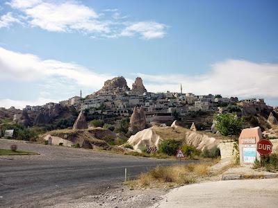 Road To Nevşehir by Igor L.