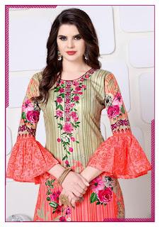 Dress Material: Nafisa Cotton Karachi vol 1