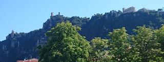 Monte Titano, San Marino.