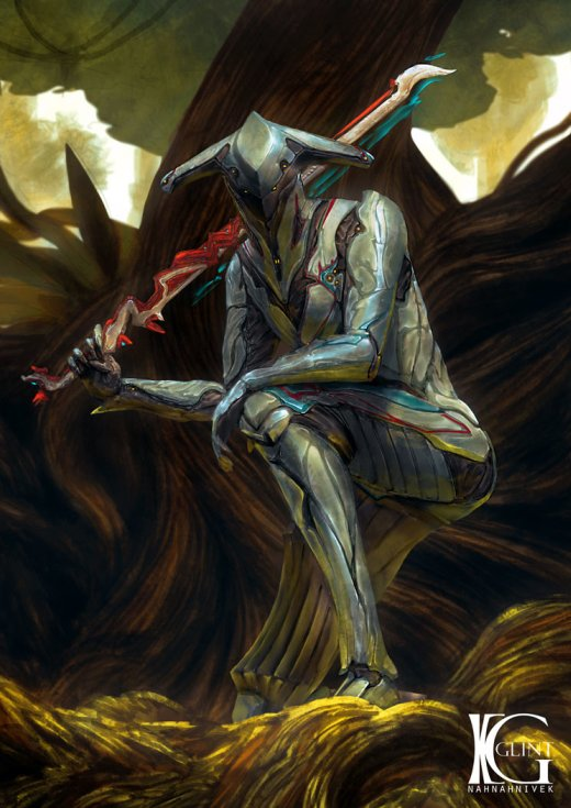 Kevin Glint artstation deviantart ilustrações arte fantasia ficção científica games