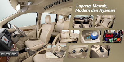 Interior All New Ertiga 2018