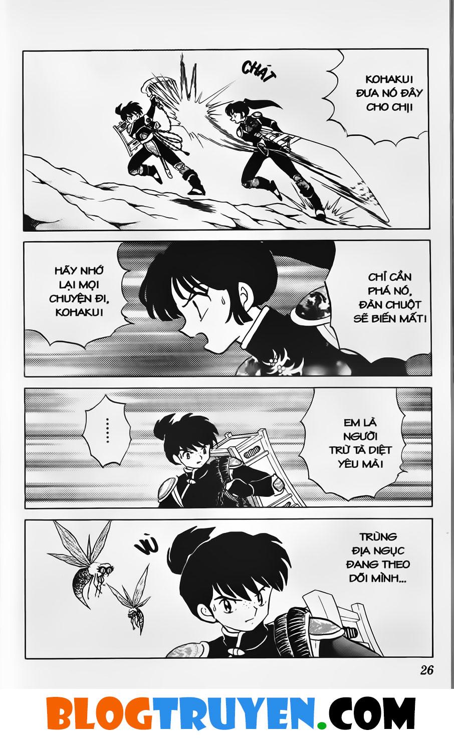 Inuyasha vol 34.2 trang 5