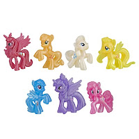 My Little Pony Shimmering Friends Figure Collection