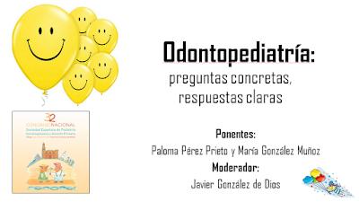 Odontopediatría: preguntas concretas, respuestas claras