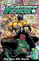 Os Novos 52! Lanterna Verde #3