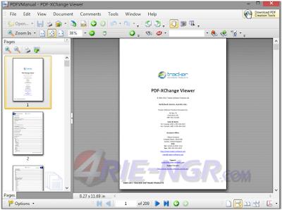 PDF-XChange Viewer Pro 2.5.322.0 Terbaru