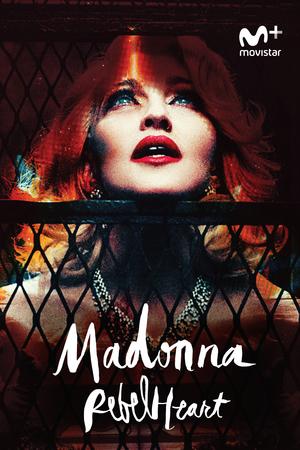 Poster Madonna: Rebel Heart Tour 2016