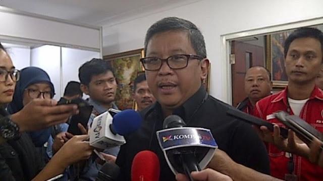 Sekjen PDIP : Calon Kepala Daerah Jangan Lagi Gunakan Isu SARA