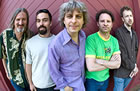Mike Gordon and his 2008 touring band