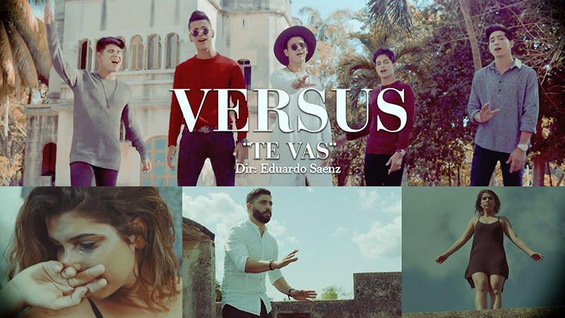 VERSUS - ¨Te Vas¨ - Videoclip - Director: Eduardo Saenz. Portal Del Vídeo Clip Cubano