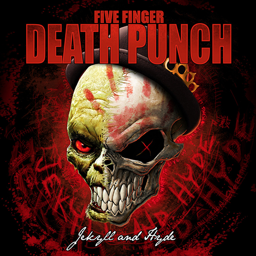 rock album artwork five finger death punch got your six. Black Bedroom Furniture Sets. Home Design Ideas