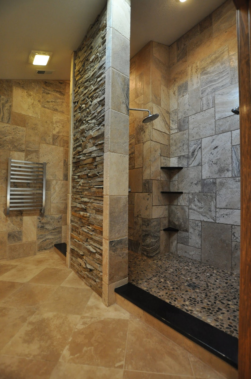 Bathroom Tile Ideas Natural bathroom natural stone tiles. zamp.co