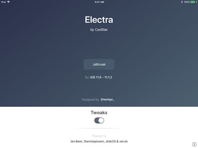 Coolstar Provides an Update on Electra iOS 11 Jailbreak With Cydia