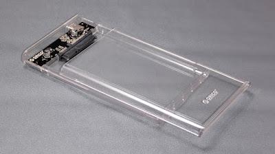 USB3.1接続のケース